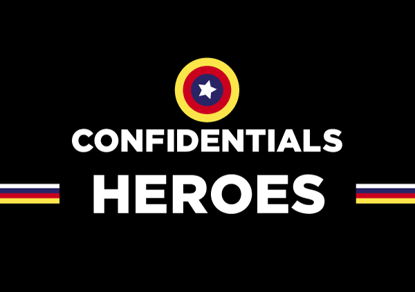 Confidentials Heroes