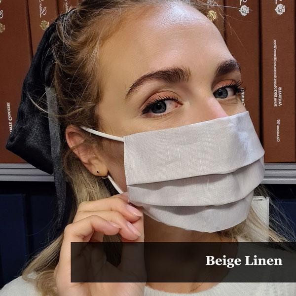 Beige Linen