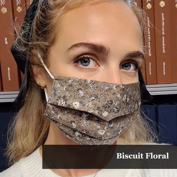 Biscuit Floral